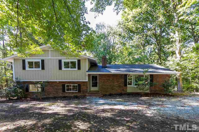920 Shady Lawn Extension, Chapel Hill, NC 27514 (#2157143) :: M&J Realty Group