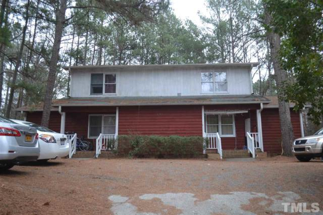117 Forsyth Drive, Chapel Hill, NC 27517 (#2157213) :: Raleigh Cary Realty