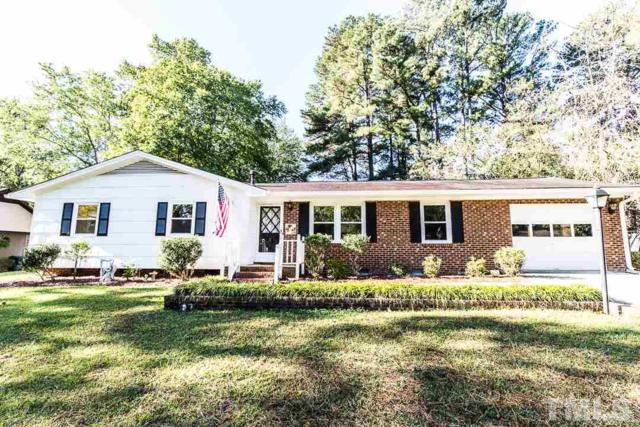 1209 Dubose Street, Garner, NC 27529 (#2157238) :: Raleigh Cary Realty