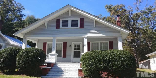 215 N Briggs Avenue, Durham, NC 27703 (#2157246) :: Raleigh Cary Realty