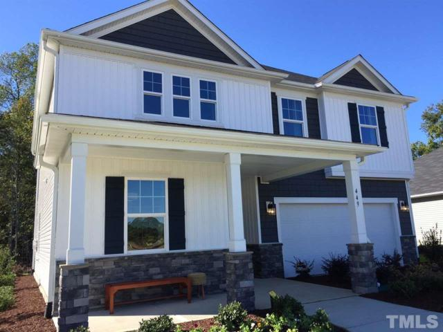 449 Summer Ranch Drive, Fuquay Varina, NC 27526 (#2157375) :: Raleigh Cary Realty