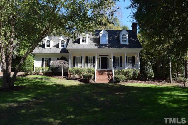 418 Neuse Ridge Drive, Clayton, NC 27527 (#2157393) :: Raleigh Cary Realty