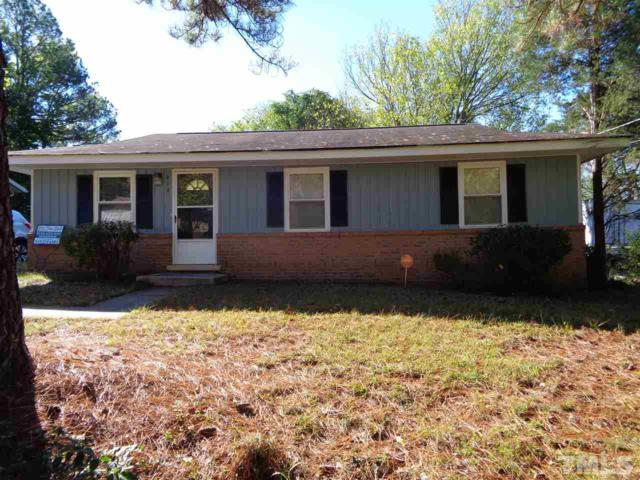 416 Solar Drive, Raleigh, NC 27610 (#2157460) :: Raleigh Cary Realty