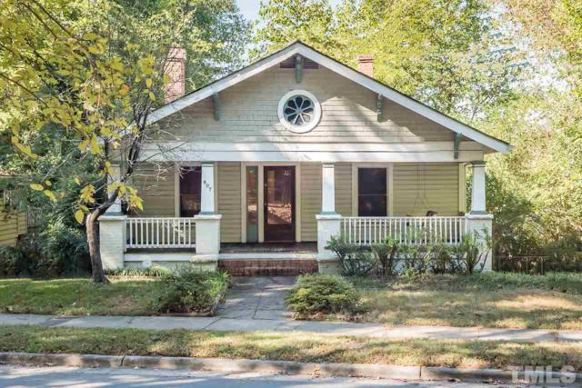 807 Colonial Street, Durham, NC 27701 (#2157462) :: Raleigh Cary Realty