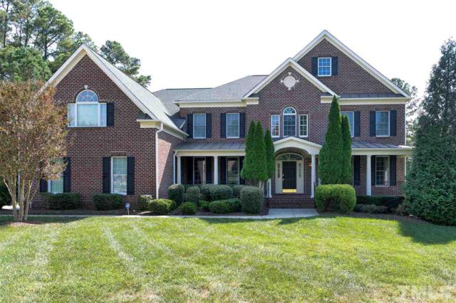 9505 Bluemont Court, Raleigh, NC 27617 (#2157464) :: M&J Realty Group