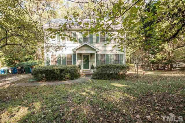 3124 Marywood Drive, Durham, NC 27712 (#2157471) :: Raleigh Cary Realty