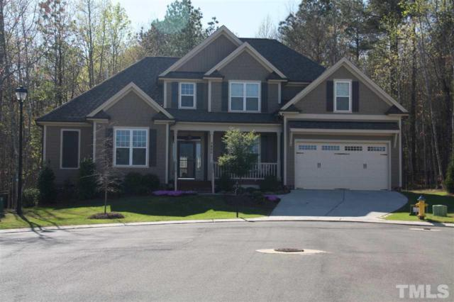 1400 Recapture Court, Wake Forest, NC 27587 (#2157490) :: Raleigh Cary Realty