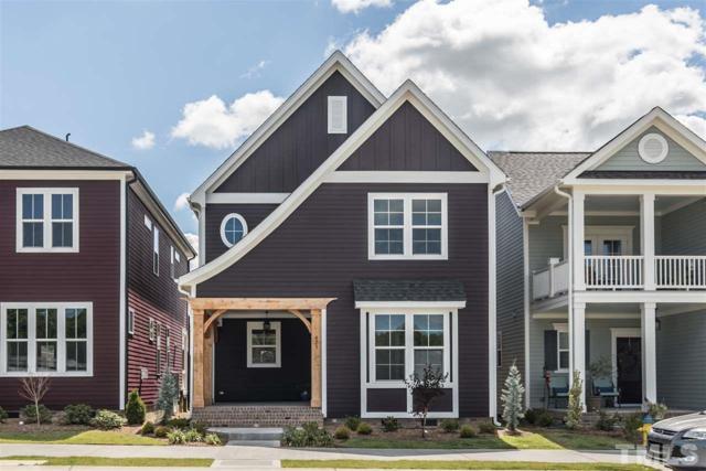 427 Beacon Ridge Blvd, Chapel Hill, NC 27516 (#2157492) :: Raleigh Cary Realty