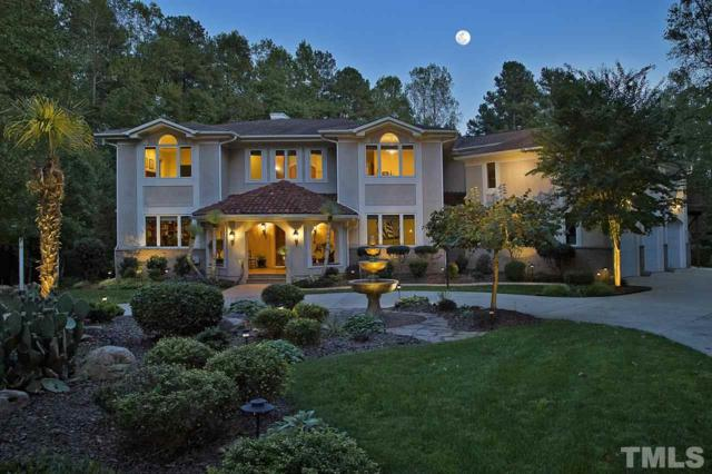 801 Oxbow Crossing Road, Chapel Hill, NC 27516 (#2157521) :: The Jim Allen Group