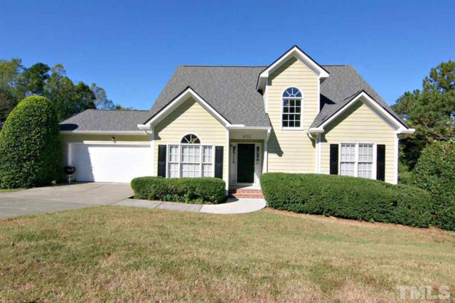 820 Siena Avenue, Wake Forest, NC 27587 (#2157579) :: Raleigh Cary Realty
