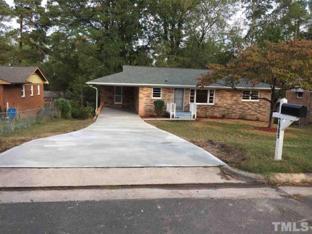 2909 Cedarwood Drive, Durham, NC 27707 (#2157665) :: Raleigh Cary Realty