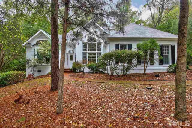 131 Nottingham Drive, Chapel Hill, NC 27517 (#2157676) :: Raleigh Cary Realty