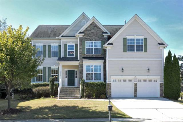 8017 Wade Green Place, Cary, NC 27519 (#2157814) :: The Jim Allen Group