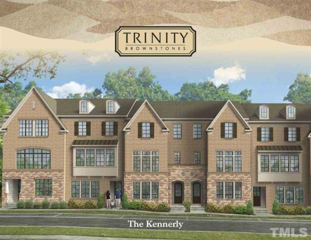 Lot 4 Bowery Drive, Raleigh, NC 27607 (#2157827) :: The Jim Allen Group