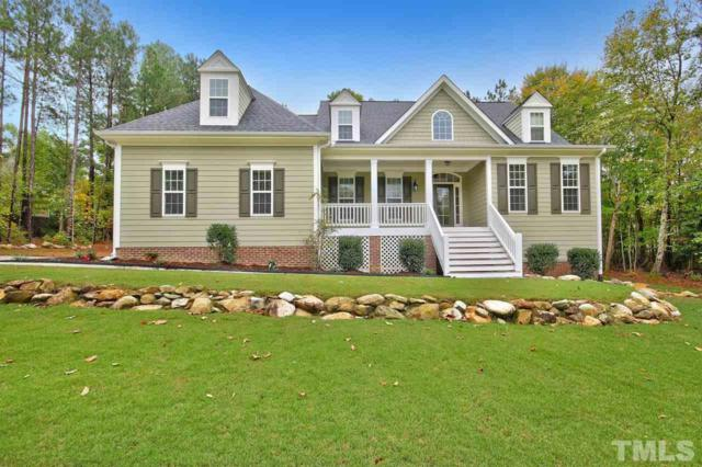 183 Roads End, Pittsboro, NC 27312 (#2157944) :: The Jim Allen Group