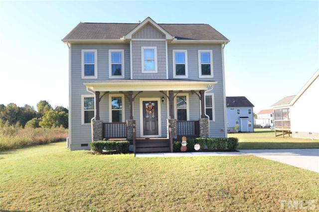 145 Carissa Drive, Smithfield, NC 27577 (#2158156) :: The Jim Allen Group