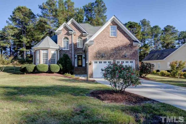 7405 Pine Summit Drive, Fuquay Varina, NC 27526 (#2158503) :: Raleigh Cary Realty