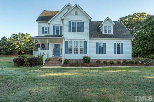 95 Scotts Pine Circle, Wake Forest, NC 27587 (#2158545) :: The Jim Allen Group