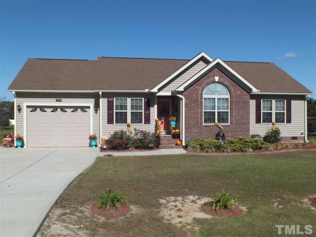 112 Oakley Drive, Princeton, NC 27569 (#2158687) :: Raleigh Cary Realty