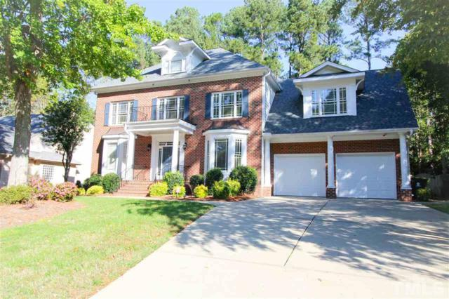 402 Chanticlair Drive, Apex, NC 27502 (#2158702) :: Rachel Kendall Team, LLC