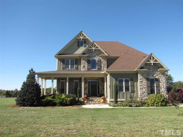 316 Shambley Meadows Drive, Pittsboro, NC 27312 (#2158834) :: The Jim Allen Group