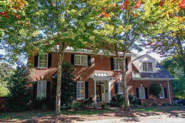 838 Gaston Wood Court, Raleigh, NC 27605 (#2158872) :: Raleigh Cary Realty
