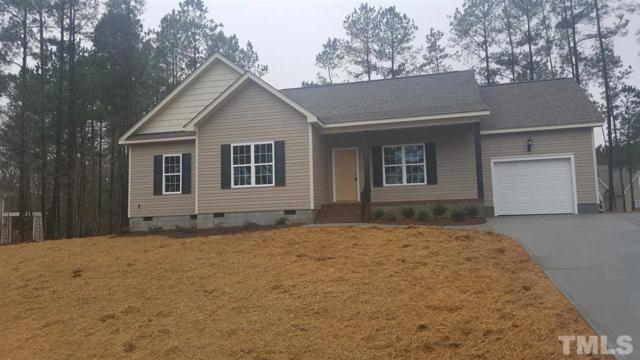 314 Keeneland Drive, Oxford, NC 27565 (#2159068) :: The Jim Allen Group