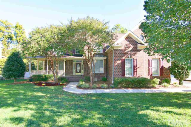9200 Club Hill Drive, Raleigh, NC 27617 (#2159159) :: M&J Realty Group