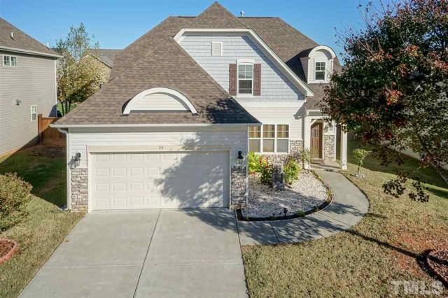 20 Listeria Crest Drive, Youngsville, NC 27596 (#2159168) :: The Jim Allen Group