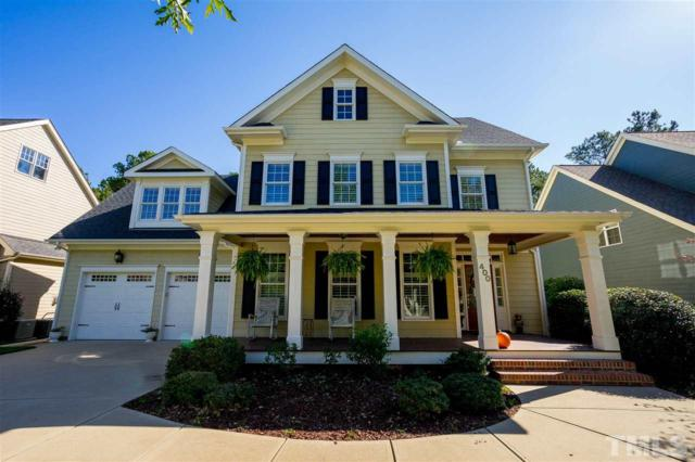 400 Wanderview Lane, Holly Springs, NC 27540 (#2159361) :: The Jim Allen Group