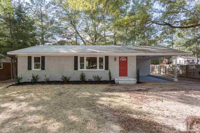 126 Lakewood Drive, Wendell, NC 27591 (#2159391) :: The Jim Allen Group