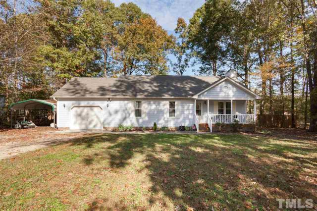 336 Thornwood Lane, Youngsville, NC 27596 (#2159416) :: The Jim Allen Group