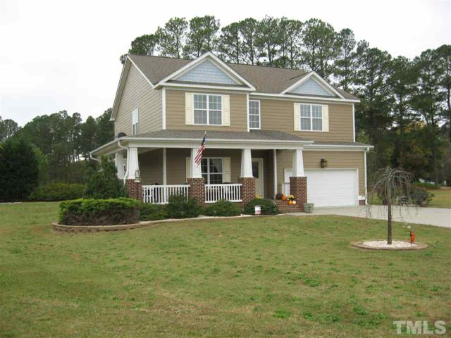 121 Village Drive, Broadway, NC 27505 (#2159734) :: The Jim Allen Group