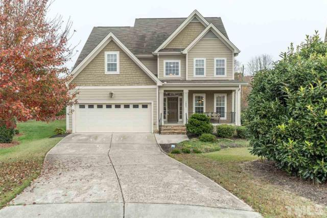 1002 Queens Carriage Court, Knightdale, NC 27545 (#2159900) :: Rachel Kendall Team, LLC