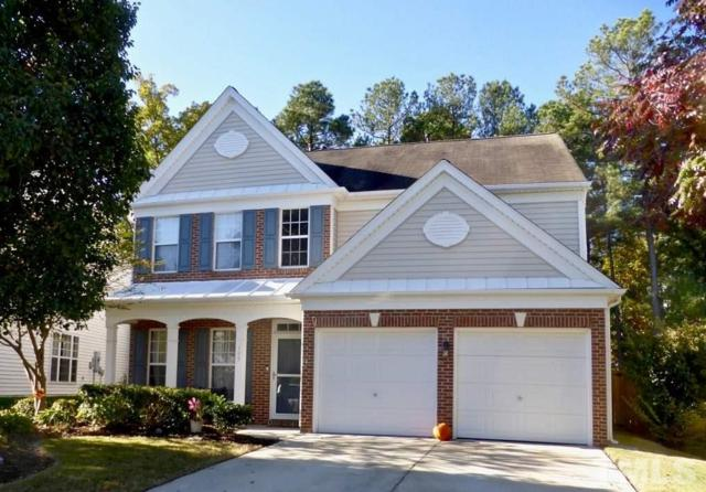 105 Vail Court, Morrisville, NC 27560 (#2159970) :: M&J Realty Group