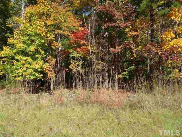 Lot 4 Pollyanna Road, Henderson, NC 27537 (#2159979) :: Rachel Kendall Team, LLC