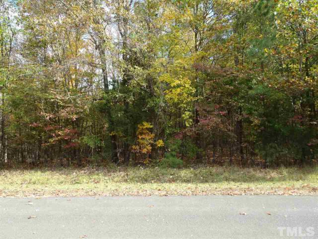 Lot 5 Pollyanna Road, Henderson, NC 27537 (#2159994) :: Rachel Kendall Team, LLC