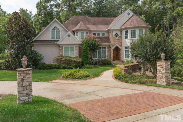 5201 Atherton Bridge Road, Raleigh, NC 27613 (#2160081) :: Raleigh Cary Realty