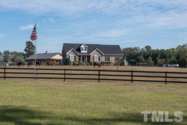 1760 Pilot Riley Road, Zebulon, NC 27597 (#2160148) :: M&J Realty Group