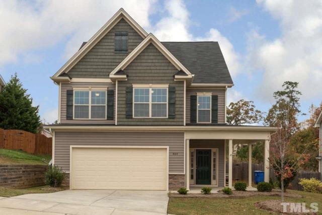 868 Red Oak Tree Drive, Fuquay Varina, NC 27526 (#2160242) :: Rachel Kendall Team, LLC