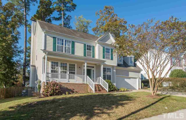 2409 Colony Woods Drive, Apex, NC 27502 (#2160449) :: The Jim Allen Group