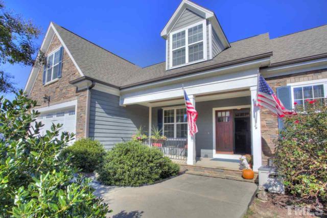 90 Cranbrook Drive, Franklinton, NC 27525 (#2160514) :: The Jim Allen Group