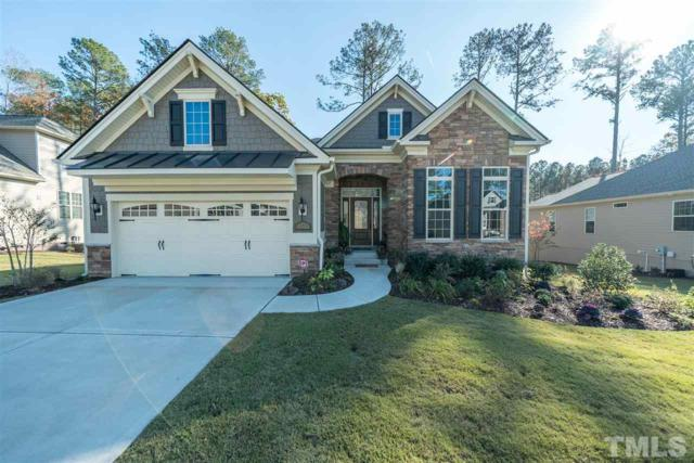 2513 Beckwith Road, Apex, NC 27523 (#2160530) :: Saye Triangle Realty