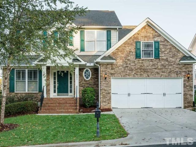 401 Braswell Brook Court, Cary, NC 27513 (#2160618) :: Rachel Kendall Team, LLC