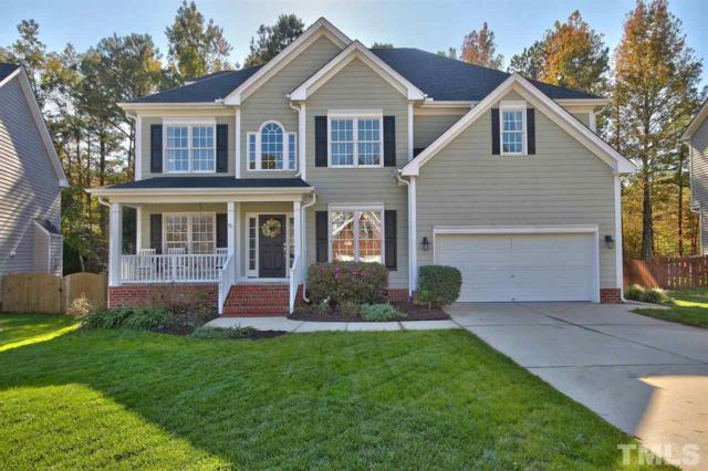 1221 Shirehall Park Lane, Wake Forest, NC 27587 (#2160628) :: The Jim Allen Group