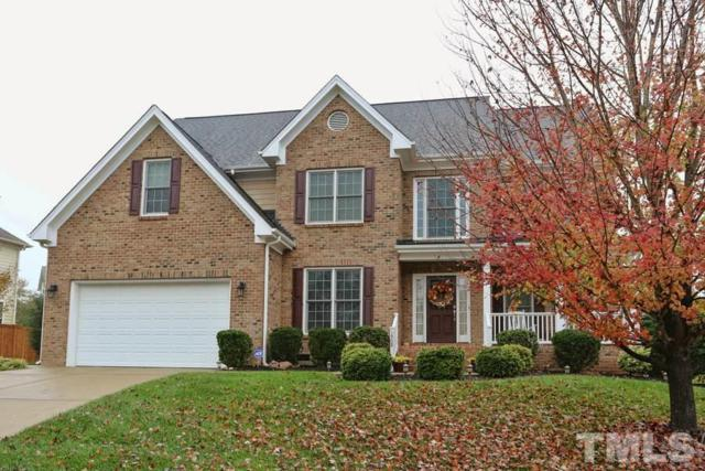 1509 Main Divide Drive, Wake Forest, NC 27587 (#2160694) :: The Jim Allen Group
