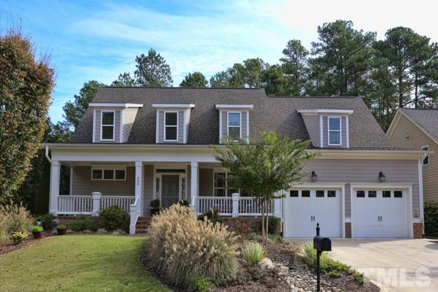 203 Hemler Drive, Chapel Hill, NC 27517 (#2160712) :: Raleigh Cary Realty