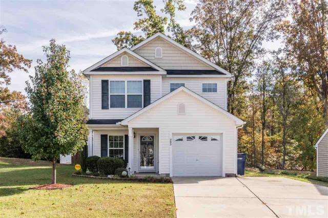 203 Willow Ridge Drive, Sanford, NC 27332 (MLS #2160788) :: ERA Strother Real Estate