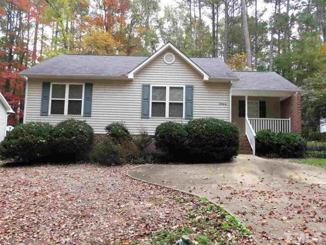 1064 Windrace Trail, Sanford, NC 27332 (MLS #2160790) :: ERA Strother Real Estate