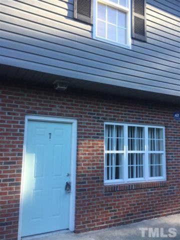 1727 Morehead Avenue #107, Durham, NC 27707 (#2160792) :: The Jim Allen Group